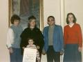 1989 Promocja doktorska M. Mycke-Dominko